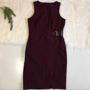 Ivanka Trump Eggplant Dress | Size 10